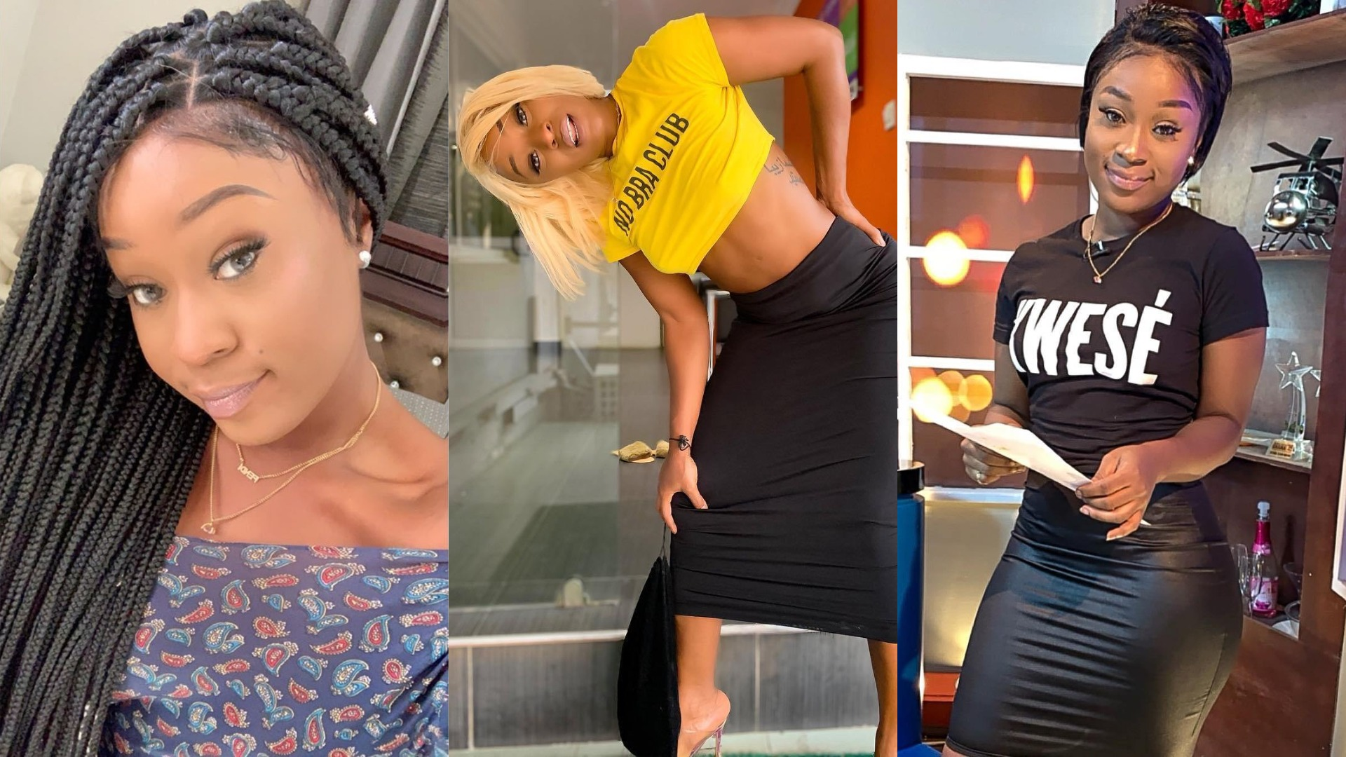 Image result for I believe in God, not the Bible – Ghanaian actress Efia Odo