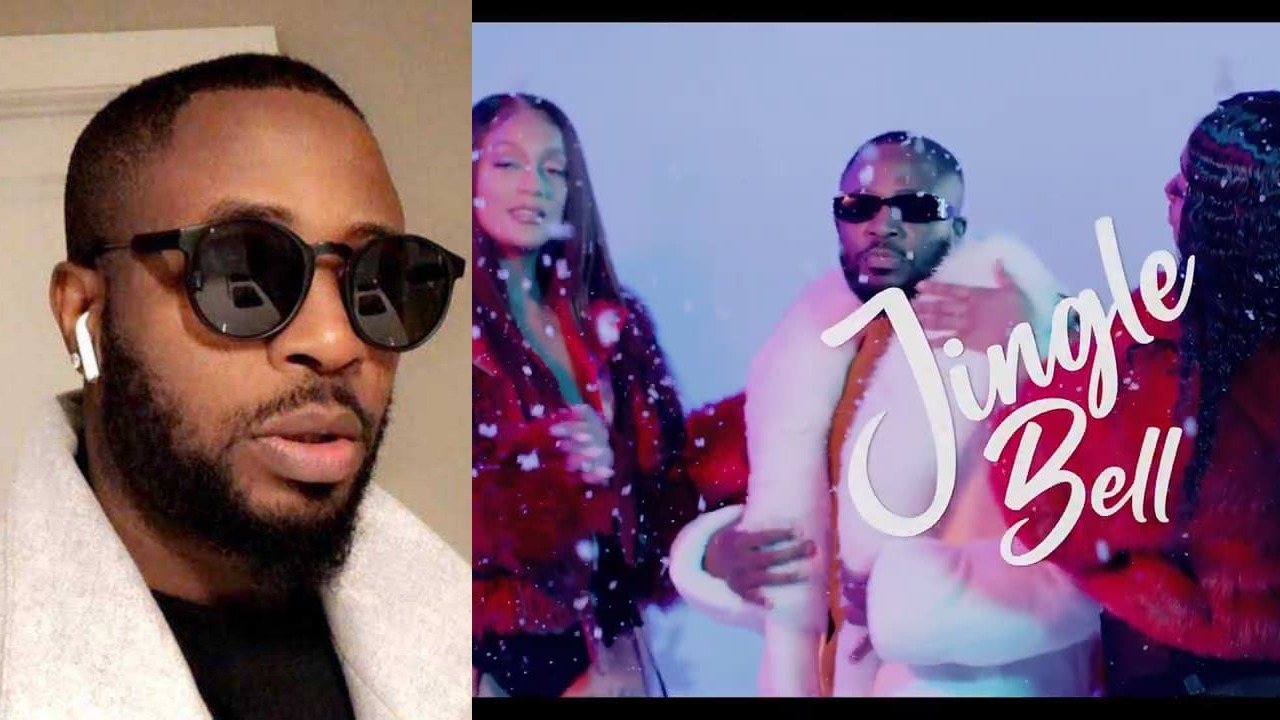 Don T Ever Sing Again Media Users Drag Tunde Ednut Over His New Song Featuring Davido Tiwa Ednut Video Lucipost Music video by tunde ednut performing jingle bell bell official video. media users drag tunde ednut over his